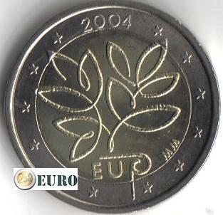 2 euro Finland 2004 - Uitbreiding EU UNC - Categorie 2