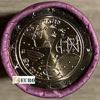 Rol 2 euro Malta 2020 - Spelletjes
