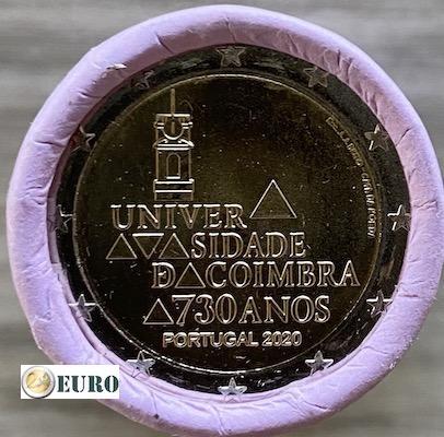 Rol 2 euro Portugal 2020 - Universiteit Coimbra