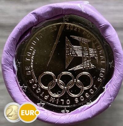 Rol 2 euro Portugal 2021 - Olympische Spelen