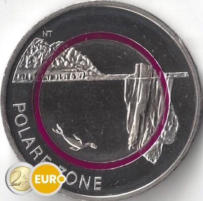 5 euro Duitsland 2021 - Polaire zone UNC